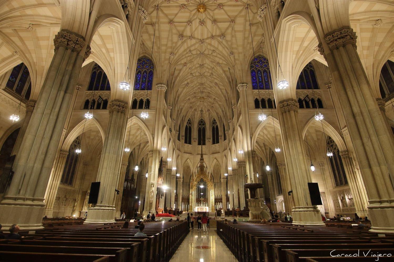 Iglesia de San Patricio NY