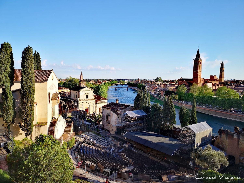 Verona y su teatro romano