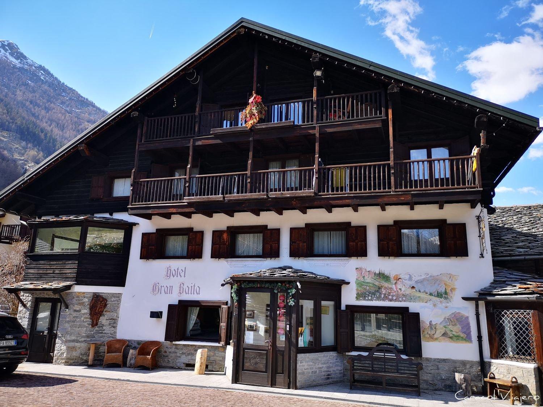 Hotel y Brunch Gran Baita Italia