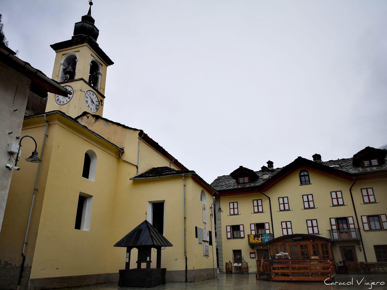 Tache - pueblos con encanto de los Alpes