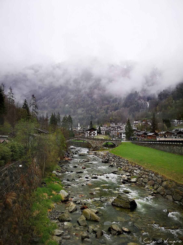 Gaby - valle de Aosta