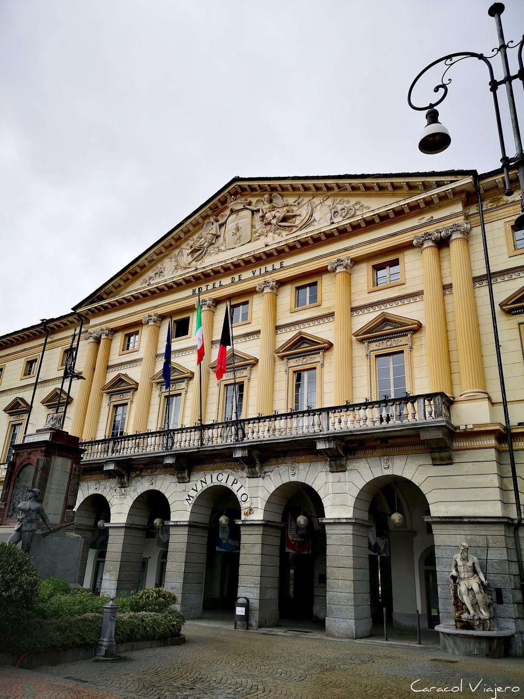 Aosta ayuntamiento