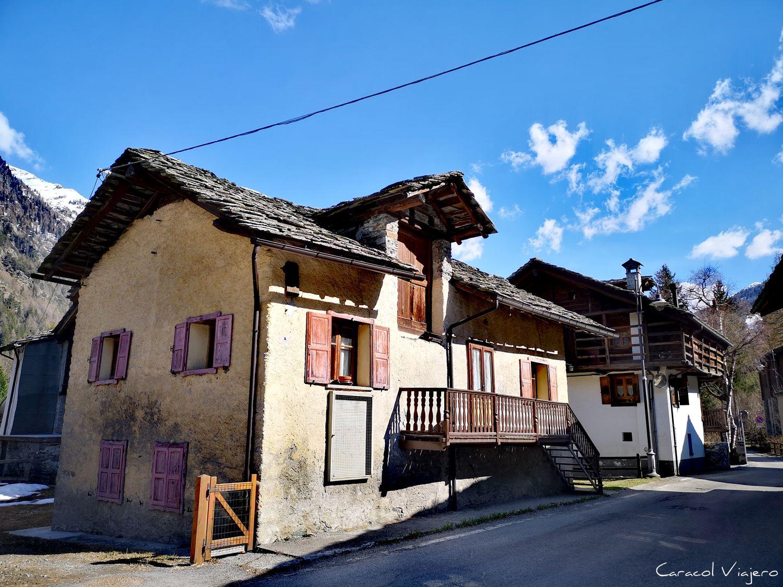 Gressoney Saint Jean pueblos con encanto Alpes