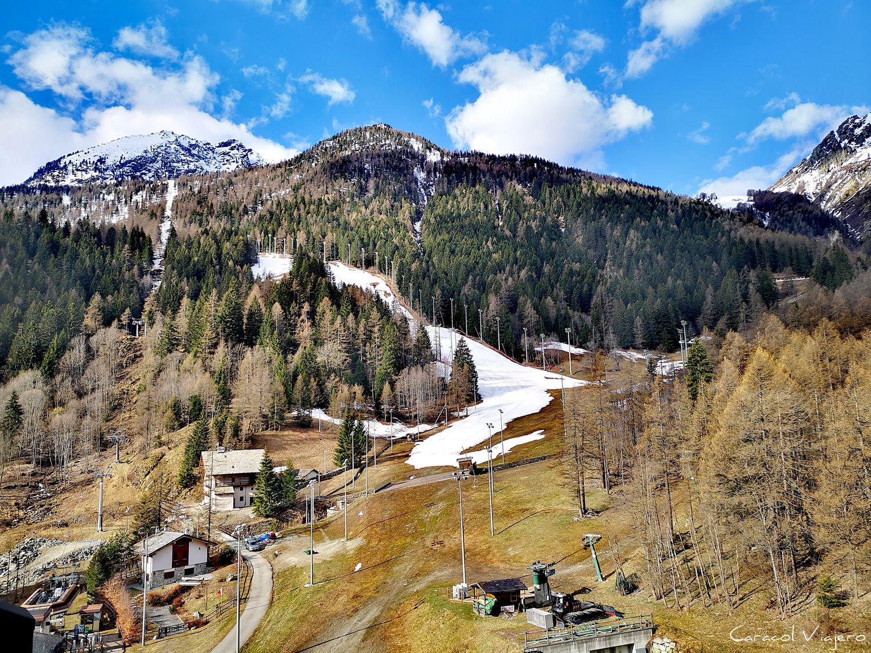 Gressony ski