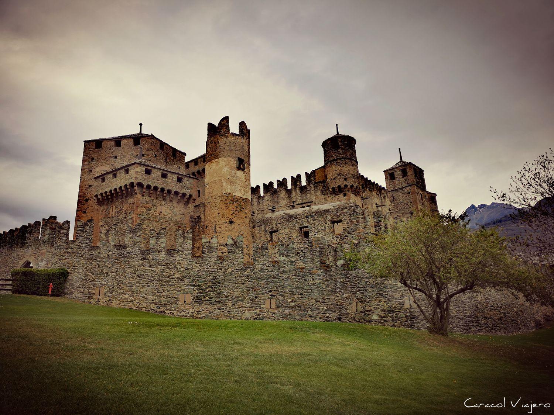 Castillo de Fenis Aosta