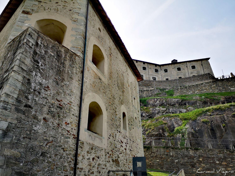 Interior fortaleza