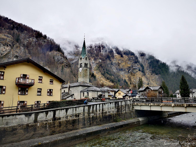 Gressoney pueblos con encanto de los Alpes