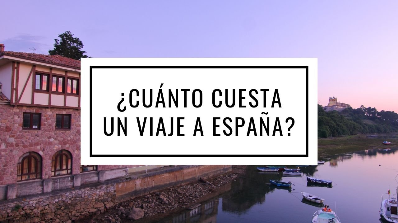 viajar a España coste