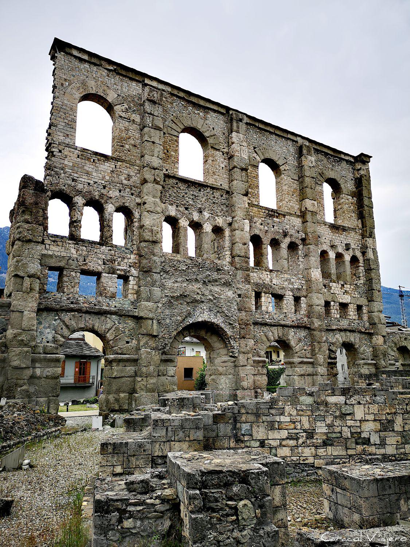 Roma y Aosta