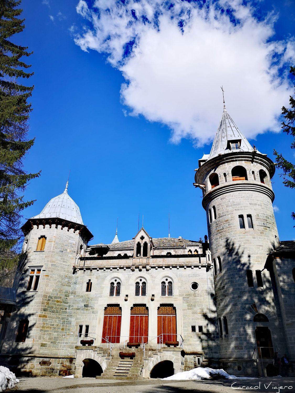 Castillo desde el exterior