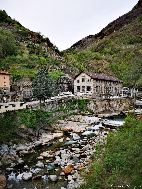 Pont Saint Martin - Alpes