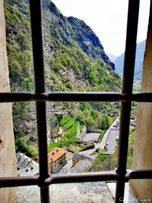 Fuerte de Bard - castillos valle de Aosta