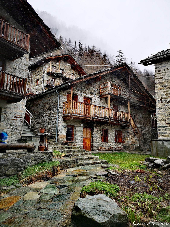 Niel - Walser aldea