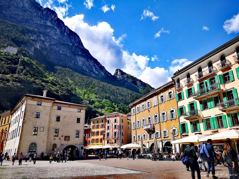 Plaza de Riva del Garda
