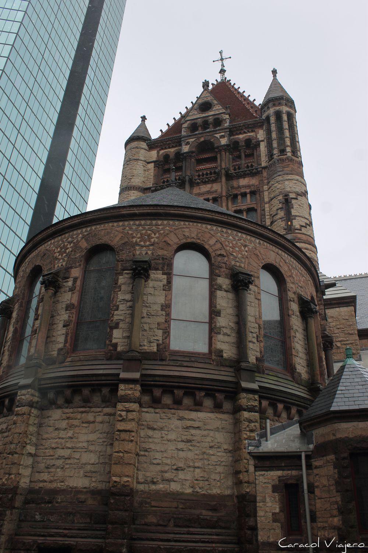 Qué ver en Boston: Boston románico richardson
