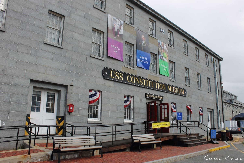Qué ver en Boston: Museo constitución USA