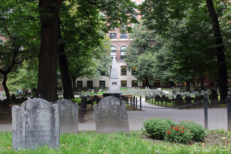 cementerio de Boston