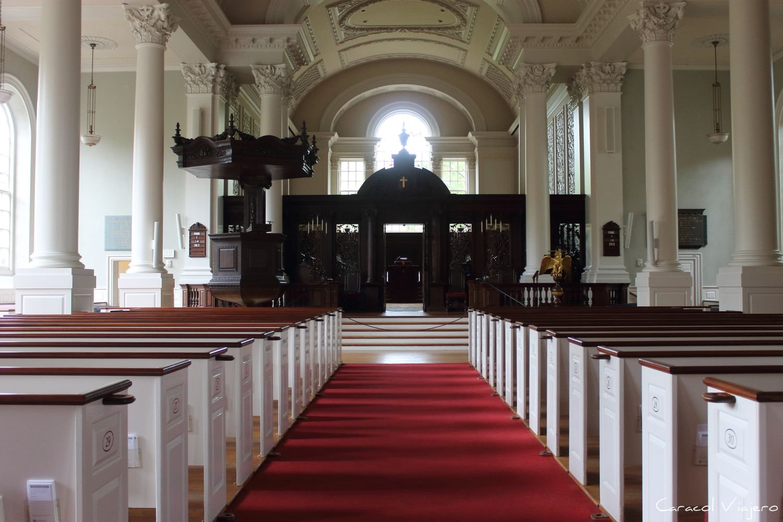 Harvard iglesia
