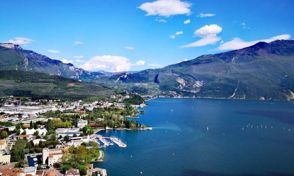 ¿Qué hacer en Riva del Garda? Norte del lago de Garda