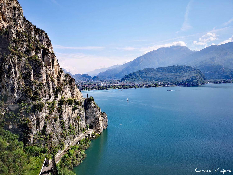 Lago: excursiones en Riva del Garda