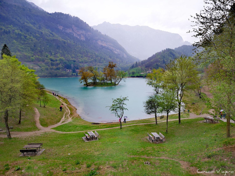 Lago de Tenno, Trentino