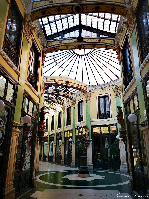 Valladolid galerías