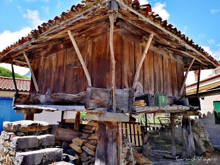 Horreo en Asturias