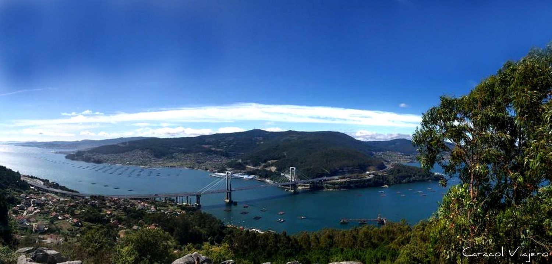 Puente Rande vistas