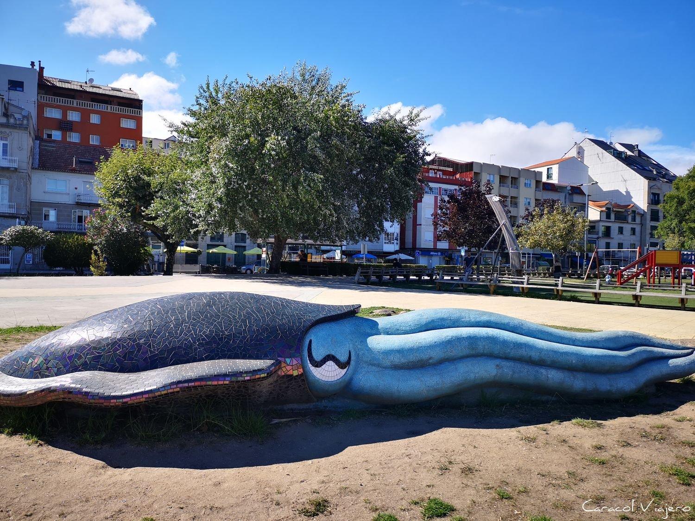 Moaña calamar