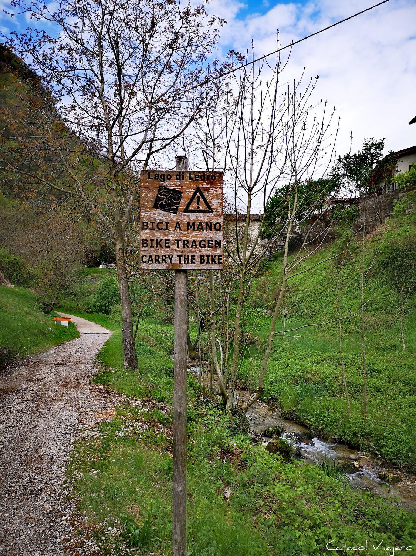 Excursiones en Riva del Garda: Lago de Ledro