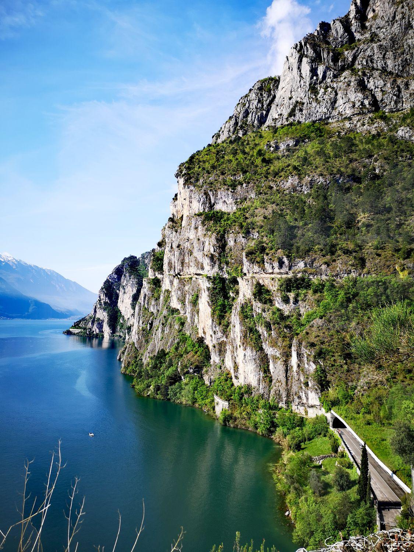 Excursiones en Riva del Garda: La Ponale
