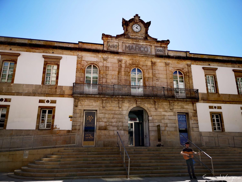 Qué visitar en Vigo: museo de arte