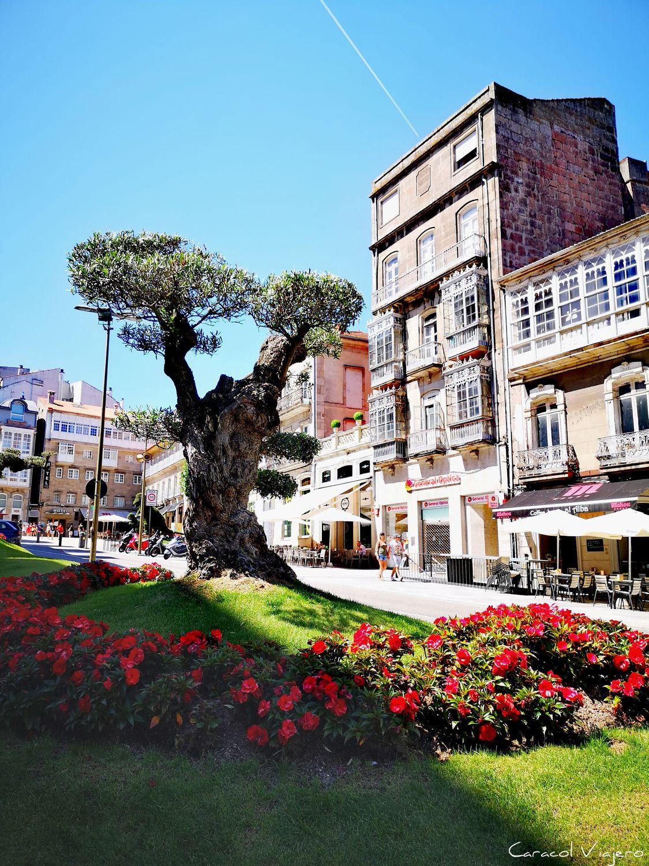 Porta do Sol en Vigo