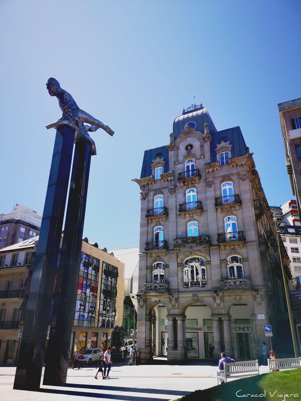 El Sireno en Vigo