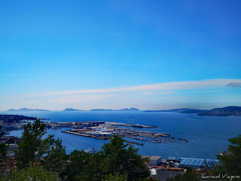 Monte do Castro vistas