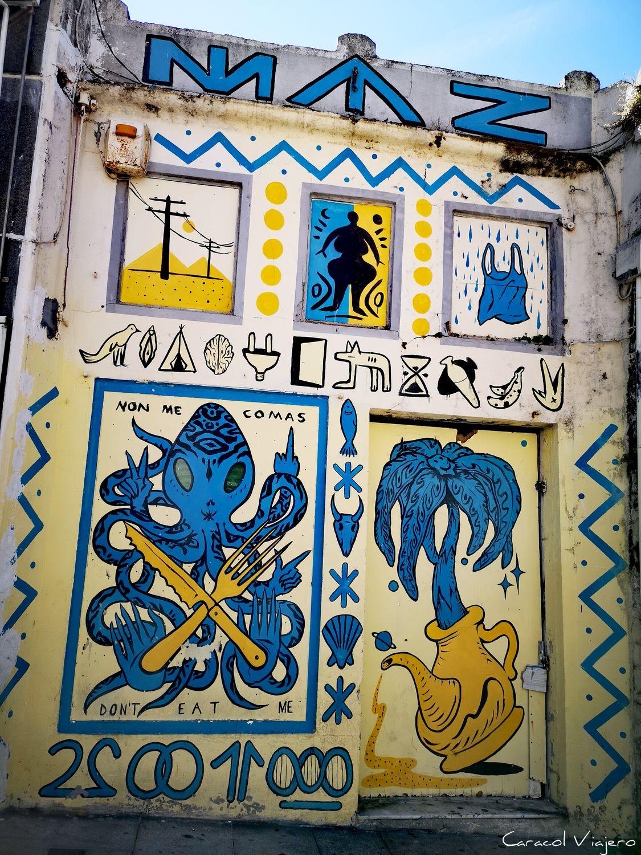 Vigo Streetart