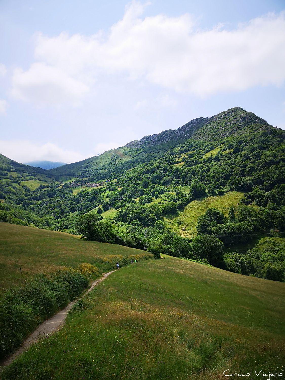 Asturias - Las xanas excursión