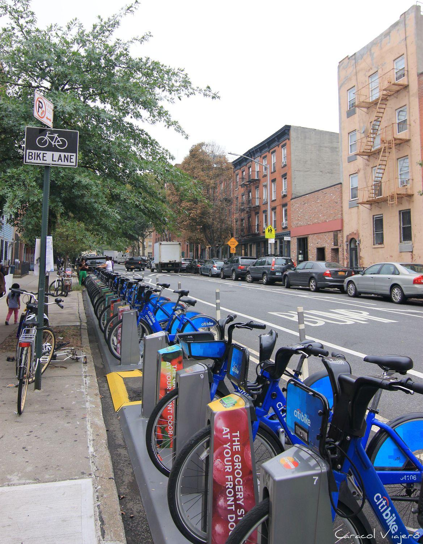 Cómo utilizar el Citi Bike de Nueva York
