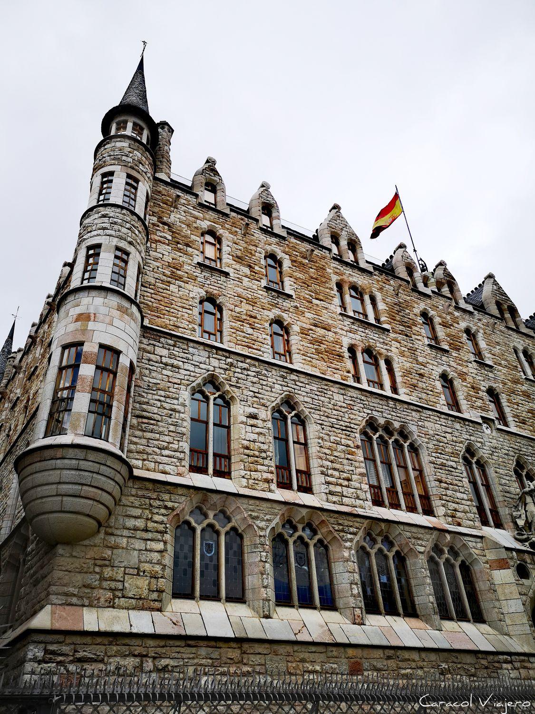 Botines de Gaudí en León