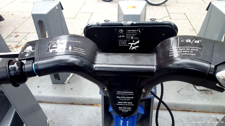 Citi Bike de Nueva York