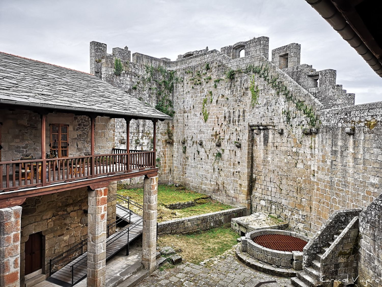 Castillo de Castro Caldelas - Ribeira Sacra