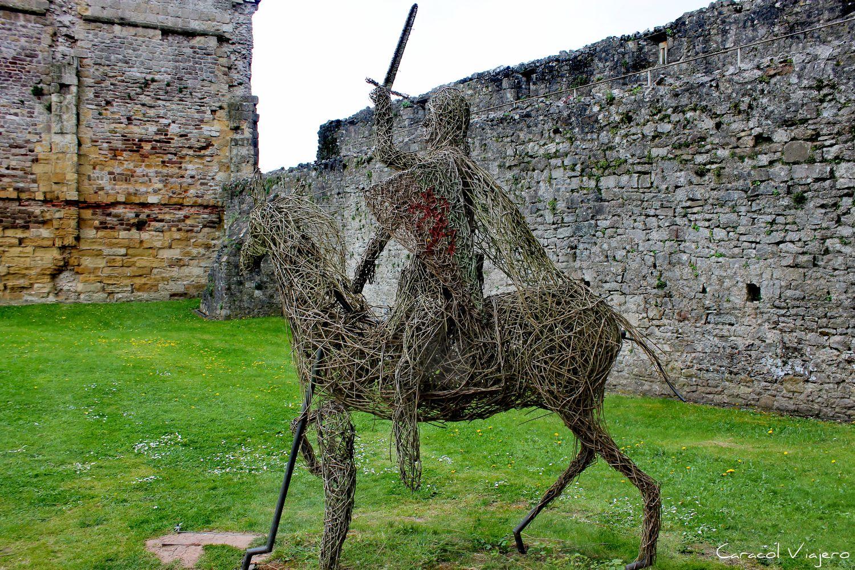 Sur de Gales, castillos