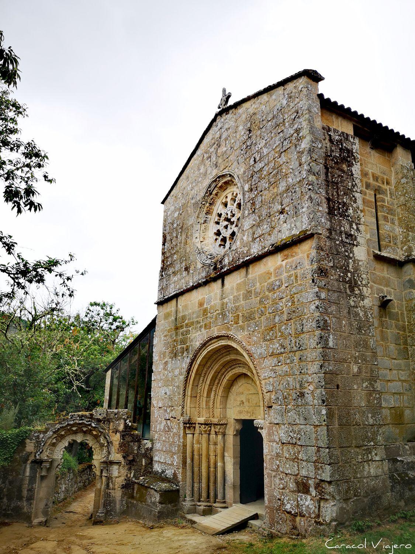 Monasterio Santa Cristina - Ruta por Galicia en coche 10 días