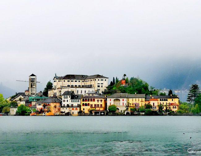 Lagos de Italia: Orta San Giulio | Lago de Orta