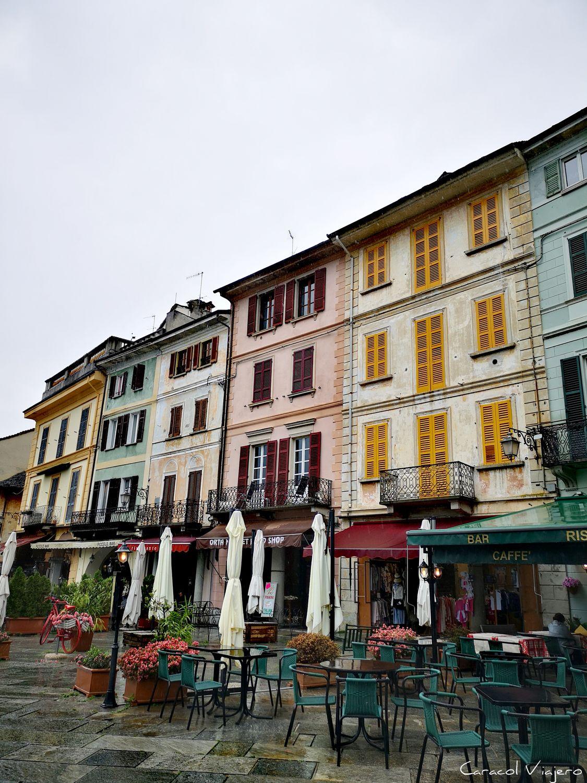 lagos de Italia: visita al lago de Orta