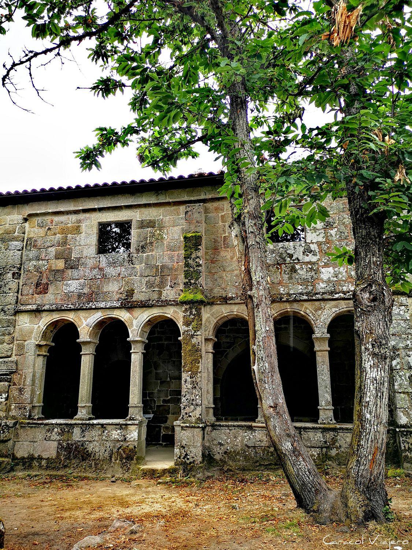 Monasterio Santa Cristina Ribeira Sacra