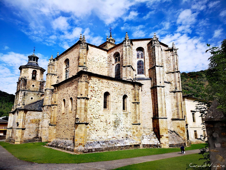 Colegiata de Santa María de Clunia, León