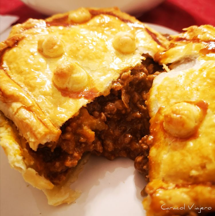 meat pie australiano