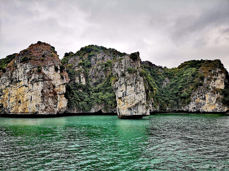 Bahía de Halong - qué visitar en Vietnam