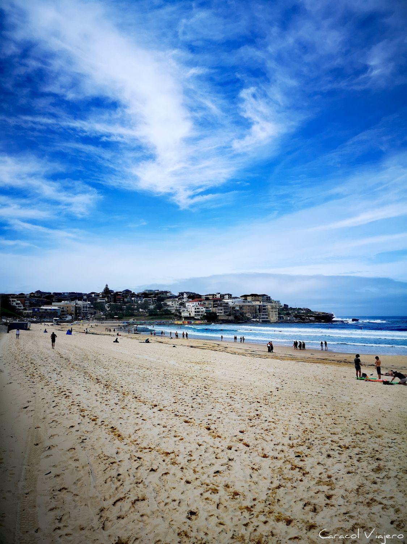 Bondi Beach - posible mejor zona para alojarse en Sídney